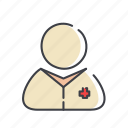 nurse, medicine, aid, hospital, avatar, medical
