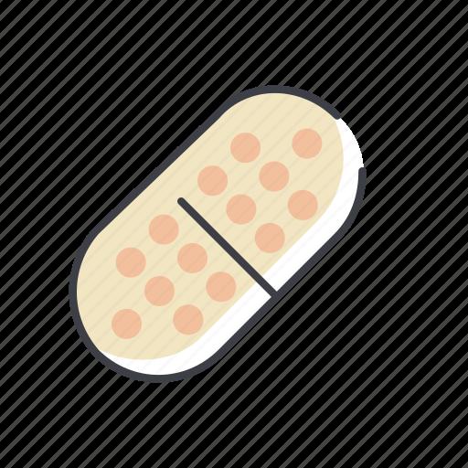 health, healthcare, heart, medication, pill, tablet icon