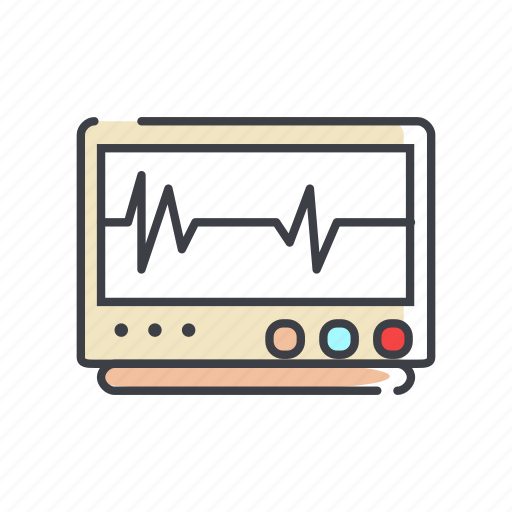dotor, healt, heart, hospital, tap, touch icon