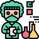 lab, result, chemical, reaction, experiment
