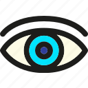 eye, health, healthcare, lab, medical, medicine icon