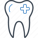 care, dental, dentist, health, orthodontic icon