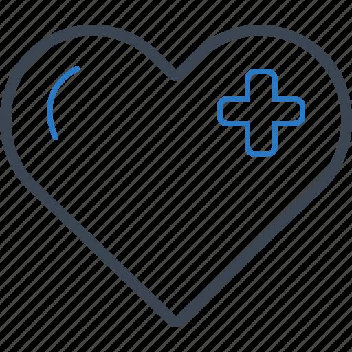 cardiology, healthcare, heart icon