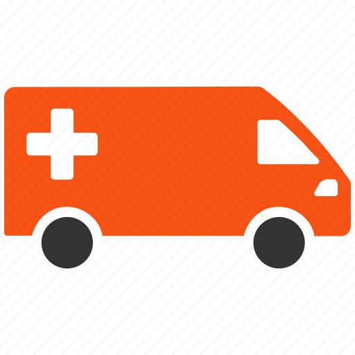 ambulance, emergency car, hospital transport, medical help, medicine, transportation, van icon