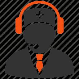 call center, emergency operator, hospital receptionist, hotline, medical, reception, service 911 icon