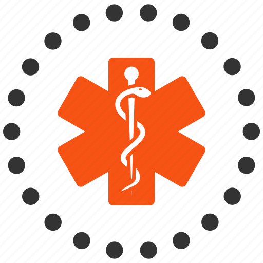 ambulance, emergency, health care, hospital, life star, medical embleme, medicine icon