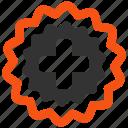 stamp, create, health care, plus, medicine, medical cross, hospital icon