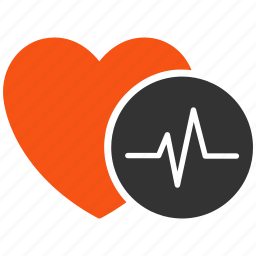 cardiogram, cardiology, diagnosis, ecg, health care, heart pulse, heartbeat icon