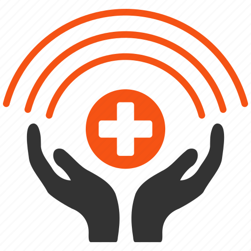 clinic, hands, health, healthcare, hospital, medical care, medicine icon