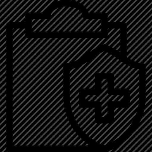 Care, health, health report, hospital, medical, medicine icon - Download on Iconfinder