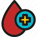 blood, donation, health, healthcare, lab, medical, medicine icon