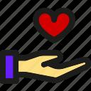 donation, health, healthcare, lab, medical, medicine, organ icon