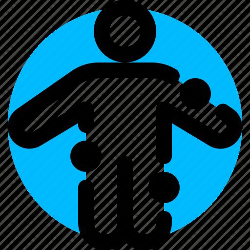 Diagnosis, patient, symptom icon - Download on Iconfinder