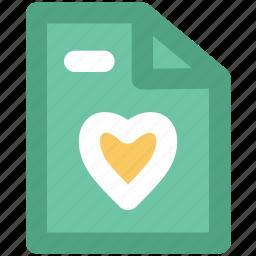 clipboard, diet chart, heart report, medical chart, medical report, medications, medicine sheet icon