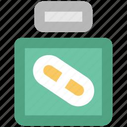 drugs, jar, medical jar, medicine jar, pills, syrup icon