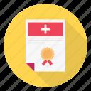 document, lab, medical, report, test