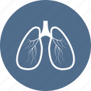 ambulance, hospital, lungs, medical, medicine, organs icon