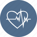 ambulance, cardiogram, heart, hospital, medical, medicine, organs icon