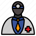 doctor, medical, pediatrician, physician, practitioner icon