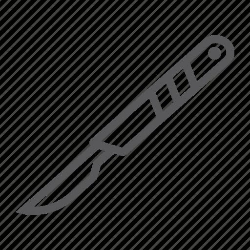 blade, cut, hospital, medical, scalpel, surgeon icon