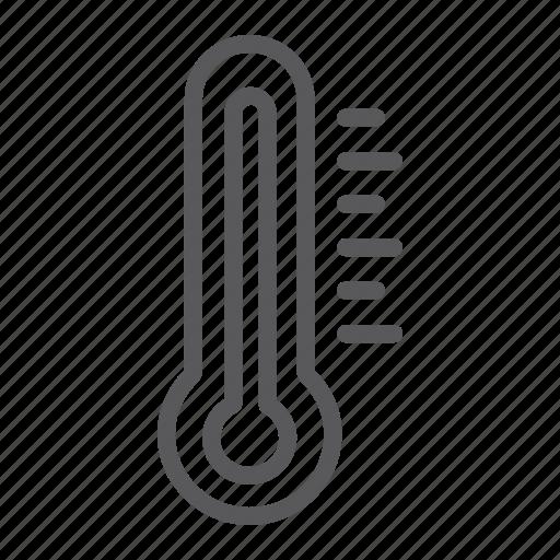celsius, measurement, medicine, temperature, thermometer, tool icon