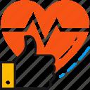 healthy, heart, good, heart rate, like, pulse