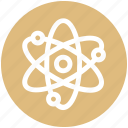 atom, group, medical, molecule, nuclear, science icon