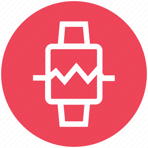Beat, healthcare, medical, pulse, smart watch, watch icon - Download on Iconfinder