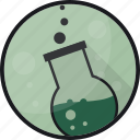 chemical, experiment, laboratory, research, substance icon