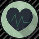 ekg, heart, heart beat, pulse