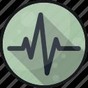activity, cardio, ekg, heartbeat, monitor, pulse