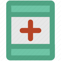 medical application, medical tablet, tablet device, tablet pc icon