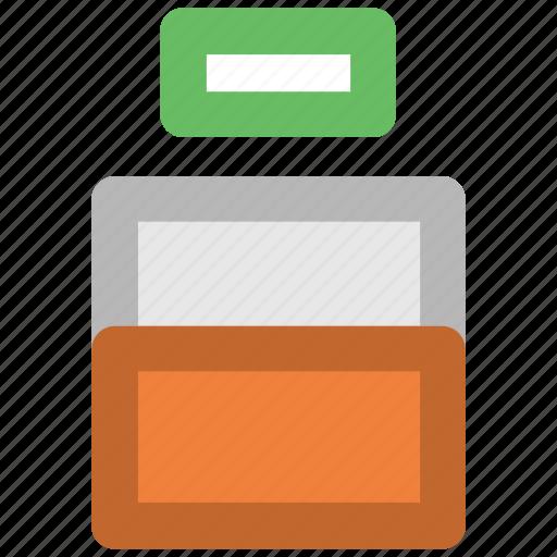drug, medication, medicine, medicine bottle, medicine jar icon