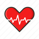 cardiac, health, heartrate, heartbeat