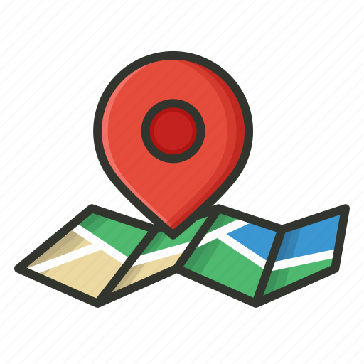 Address, location, map, pin icon - Download on Iconfinder
