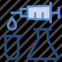 drug, injection, medical, pharmacy, syringe icon