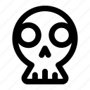 doctor, ghost, halloween, horror, medical, scary, skull icon