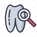 dental, dentist, medical, medicine, teeth, tooth icon