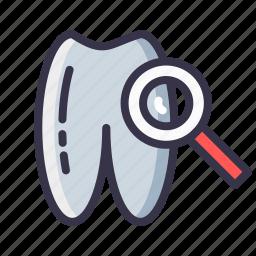 dental, dentist, medical, medicine, teeth, tooth icon