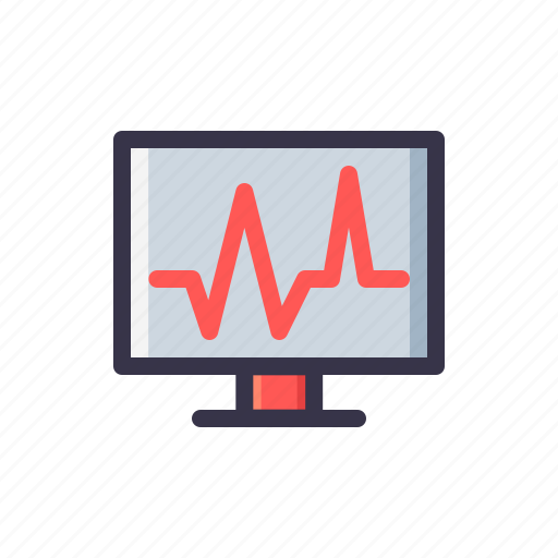 Cardiogram, health, medical, medicine, pulse, treatment icon - Download on Iconfinder
