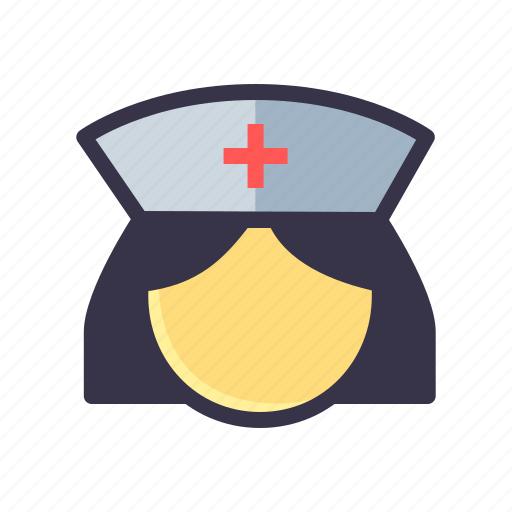 assistant, female, healthcare, hospital, medical, nurse icon