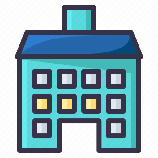 Building, clinic, emergency, heathcare, hospital, medical icon - Download on Iconfinder