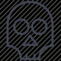 danger, health, hospital, medical, medicine, skull icon