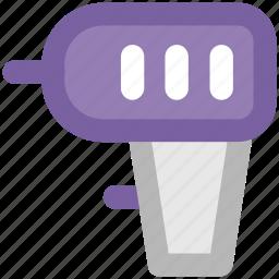 dental drill, dental instrument, dental tool, dentist tool, dentistry instrument icon