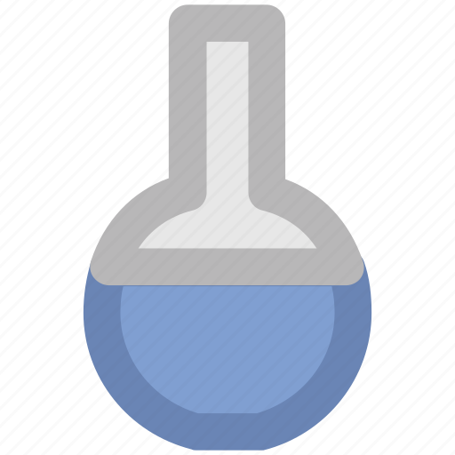 conical flask, elementary flask, erlenmeyer flask, flask, lab accessories, lab equipment, lab flask icon