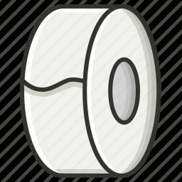 micropore, paper, tape icon