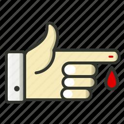 blood, blood test, diabetes, medical, sugar test icon