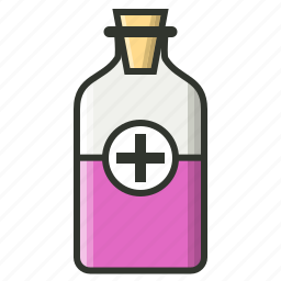 health, healthcare, medical, medicine, syrup, syrup bottle icon