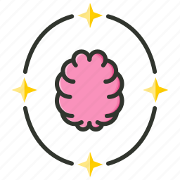 brain, brain enhancement, creativity brain, intelligence, mind icon