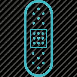 aid, band, bandage icon